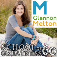 Glennon Melton on the School of Greatness with Lewis Howes
