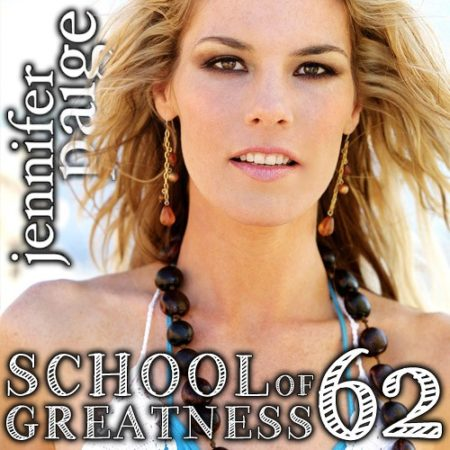 Jennifer Paige on the School of Greatness with Lewis Howes