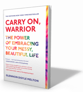 Author of Carry On Warrior
