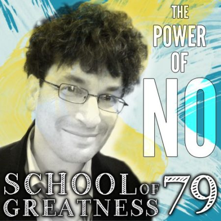 James Altutcher on the Power of No with Lewis Howes and the School of Greatness