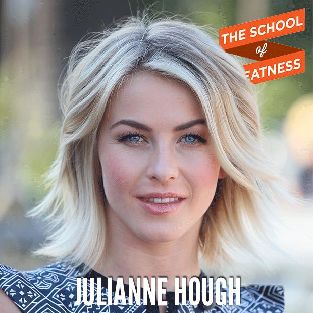 Julianne Hough on The School of Greatness