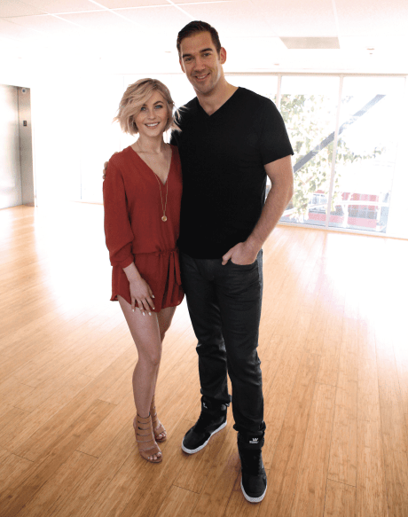 Julianne Hough On Finding Your Passion And Following Your