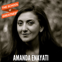 Amanda Enayati on The School of Greatness