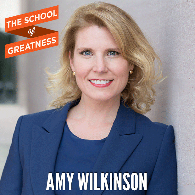 Amy Wilkinson on The School of Greatness