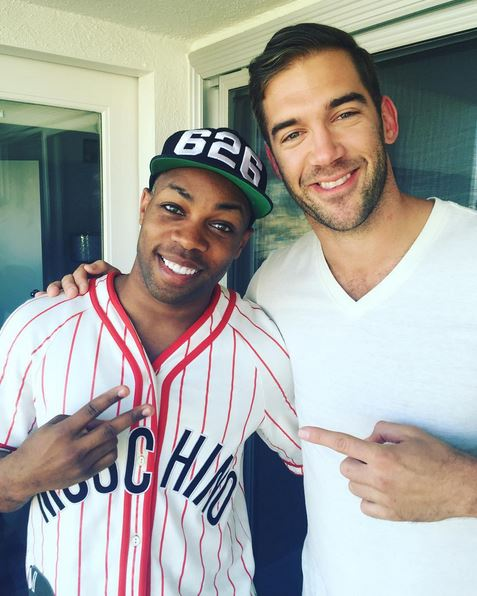 Todrick Hall and Lewis Howes