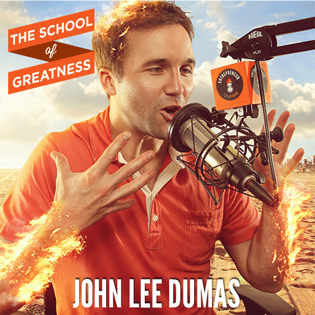 274---The-School-of-Greatness---JohnLeeDumas