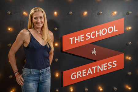 Overcoming Negative Self-Talk and Building Success Habits with Olympic Gold Medalist Kerri Walsh-Jennings